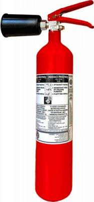 Emme 23020-7 hasicí přístroj sněhový (CO2) 2 kg (34B)