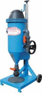 FRITZ EMDE PFF-FLIPP-AIR-MATIC Mobilní prášková plnička hasicích přístrojů