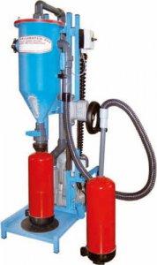 FRITZ EMDE PFF-FLIPP-EK(W) Mobilní prášková plnička hasicích přístrojů