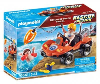PLAYMOBIL® 70661 Künstenwache Rettungsschwimmer