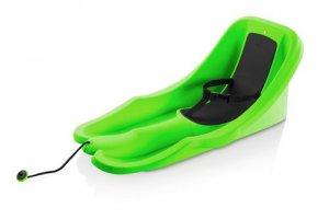 Plastkon BABY RIDER tažné boby Mystic Green (černá + zelená)