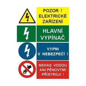 Bezpečnostní značení kombinované