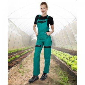 Kalhoty lacl COOL TREND DÁMSKÉ zelené