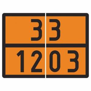 Reflexná sklopná tabuľa 33/1203
