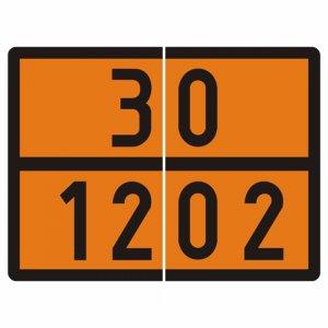 Reflexná sklopná tabuľa 30/1202