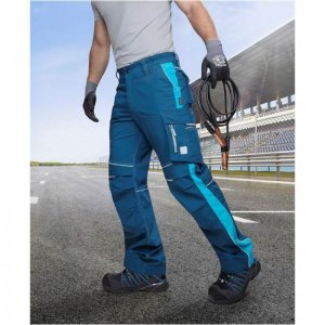 Nohavice do pása ARDON®URBAN modré - 170-175 cm