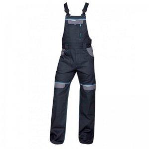 Kalhoty lacl COOL TREND černé, zkrácené