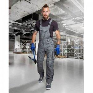 Kalhoty lacl URBAN+ šedé, prodloužené