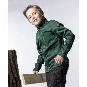 ARDON® Breeffidry melange dětská mikina zelená