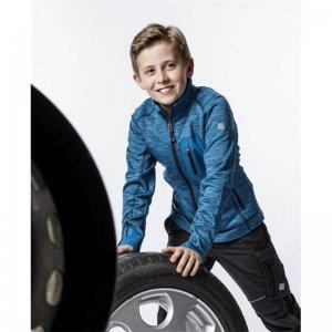 ARDON® Breeffidry melange dětská mikina modrá
