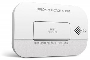 Hütermann CO-27 detektor CO s alarmem