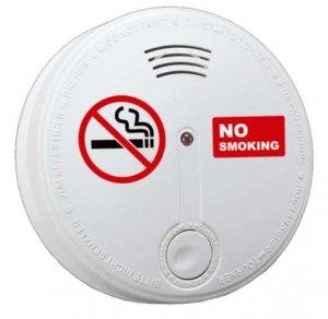 Hütermann CIG01 detektor cigaretového kouře s alarmem