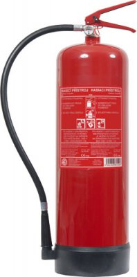 Červinka P12 Če hasiaci prístroj práškový 12 kg