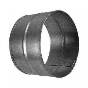 Haco HSK 100 hadicová spojka - pozinkovaný ocelový plech