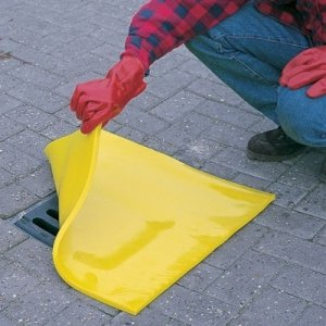 PN KU 18 - Tesniaca kanalizačná doska PVC