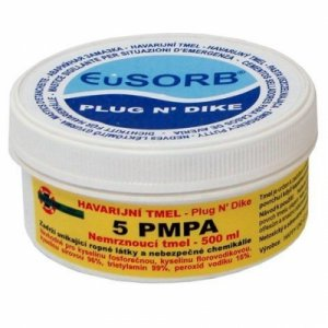 EuSORB PN 5 PMPA havarijní těsnicí tmel - předmíchaná směs
