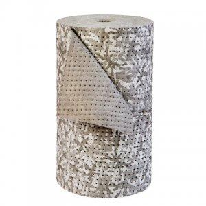 Sorpční perforovaný koberec zpevněný