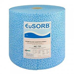 EuSORB HC 731 - Polypropylénová utierka POLY CLEAN