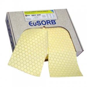 EuSORB DBCF 5040 - Chemické rohože silné, spevnené a perforované