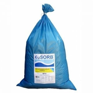 EuSORB CP 5 - Chemická sorpční drť 5 kg