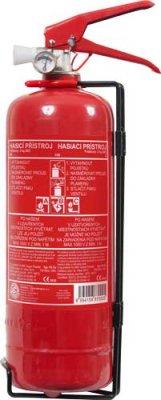 Hasicí přístroj Červinka P2 Če 2 kg (8A) - práškový