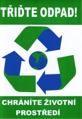 Trieďte odpad