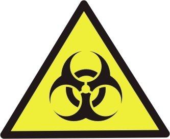 Biologické riziko - trojúhelník