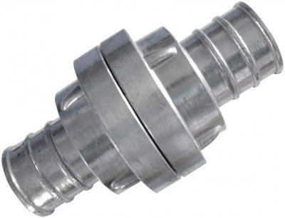 Aluminium Kupplung mit Tief Gewinde