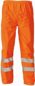 Červa GORDON pánské pracovní kalhoty do pasu výstražné voděodolné