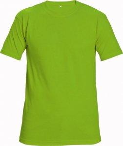 Červa Teesta FLUORESTENT pánske tričko s krátkym rukávom