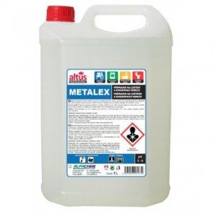 ALTUS Professional Metalex - čistící prostředek na leštění a konzervaci nerezu