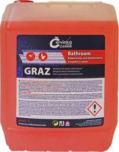 Červinka Professional Cleaner GRAZ Reiniger für Wasch-/Sanitärbereiche mit Duft