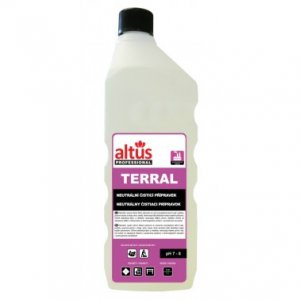 ALTUS Professional Terral - neutrálny čistiaci prostriedok
