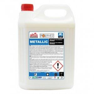 Čistící prostředek pro vytvoření polymerové ochranné vrstvy ALTUS Professional Polymer Metalic